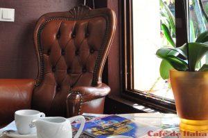 trip advisor - cafe de italia
